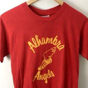Vintage 70s Track T-shirt